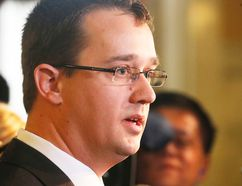 Lambton-Kent-Middlesex MPP Monte McNaughton says he has no regrets about his run for the leadership of the Progressive Conservative Party of Ontario. (Postmedia Network file photo)