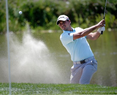 Jason Day during first round action at the RBC Canadian Open at Glen Abbey Golf Course on Thursday July 23, 2015. Craig Robertson/Toronto Sun/Postmedia Network