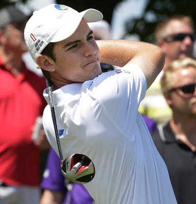 Ryan Ruffels during second round action at the RBC Canadian Open at Glen Abbey Golf Course on Friday July 24, 2015. Craig Robertson/Toronto Sun/Postmedia Network