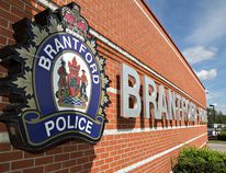 The Brantford Police station, photographed on Wednesday July 22, 2015 on Elgin Street in Brantford, Ontario. For future use as art for police-related stories. Brian Thompson/Brantford Expositor/Postmedia Network