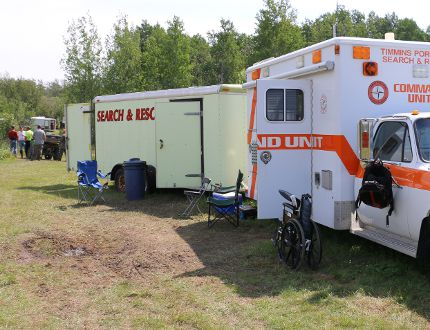 Timmins Porcupine Search and Rescue organization is assisting the search for 68-year-old Eric Hardman of Iroquois Falls,who was reported missing on Friday. Police and volunteers from Timmins and Iroquois Falls are carrying out an organized search effort.
