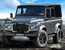 Iconic Land Rover SUV gets special goodbye
