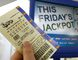 A Lotto Max ticket is pictured in this file photo. (Jack Boland/Toronto Sun/Postmedia Network)
