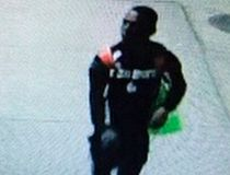In this Monday, Aug. 3, 2015, still image from a surveillance video provided by Los Angeles Airport Police, shows a French-speaking Special Olympics athlete who has gone missing. (Los Angeles Airport Police via AP)