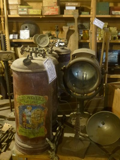 Visitors to HJ Smith's Sons General Store and Museum in Covington, La., will discover all manner of unusual goods. The small city on the north shore of Lake Pontchartrain is a popular getaway from New Orleans. ROBIN ROBINSON/TORONTO SUN