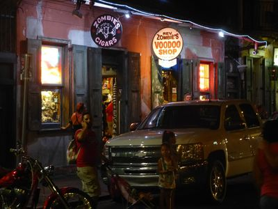 Rev Zombie's Voodoo Shop in the French Quarter caters to all your voodoo needs. ROBIN ROBINSON/TORONTO SUN