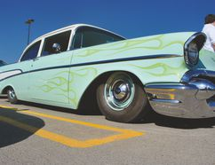 There will be some classic vehicles on display this Saturday, August 8 in Miami as part of a Show and Shine car show. The event is part of a fundraiser for the Miami Railway Station Museum and Miami Museum. (FILE/CARMAN VALLEY LEADER)