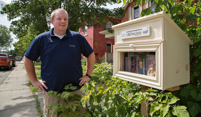 BRIAN THOMPSON / The Expositor
