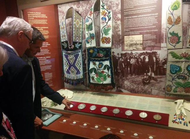 """By including the Berens family's collection as part of the 'We Are All Treaty People' exhibit, the Manitoba Museum is ensuring this family's contribution and their history in our province is not forgotten,"" Premier Greg Selinger said in a release."