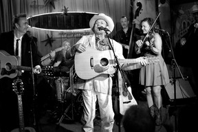 The Rizdales performed at the Continental Club in Austin Texas with several guest appearances.