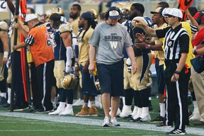 One fan went so far as to question O'Shea's choice of wearing shorts on the sidelines during Bombers games. Clearly many fans are not happy with the work of the coaching staff so far this season.