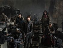 First cast photo of Star Wars: Rogue One