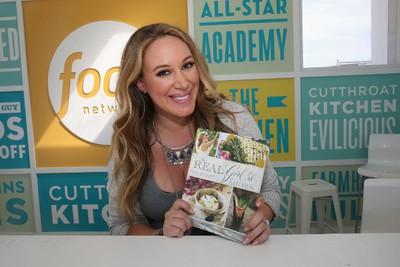 You may not have heard from Hilary Duff's older sister, Haylie in a while, but she's been busy in the kitchen. Duff released The Real Girl's Kitchen in 2013. (Aaron Davidson/AFP)