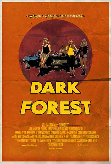 The horror film Dark Forest was shot entirely in the Winnipeg area and is playing at Towne 8 Cinema until Aug. 27, 2015.