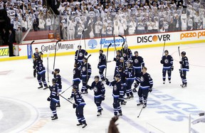 The Jets had a great run last season, despite a four-game sweep at the hands of the Anaheim Ducks. While they appear to be a team on the rise, just making the playoffs again is no guarantee in such a tough conference.