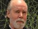 Canadian author and artist Douglas Coupland stands near his station for 3DCanada at Simons in West Edmonton Mall last Friday. He hopes to capture the busts of 2,000 people then 3D-print them for display.   DOUG JOHNSON Edmonton Examiner