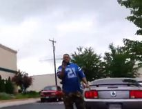 "Video which appears to show a road rage altercation involving Virginia gunman Vester Lee Flanagan in Roanoke, Va., on July 6 has surfaced. (<a href=""https://www.youtube.com/watch?v=3W_eyKgfcWA"" target=""blank"">YouTube screengrab</a>)"