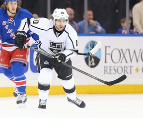 Mike Richards allegedly tried to import OxyContin pills across the border. (Elsa/Getty Images/AFP file photo)