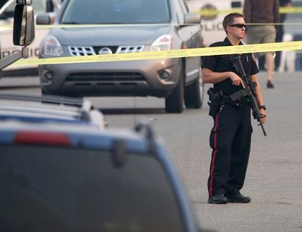 Arbour Lake Drive deadly shooting