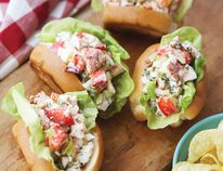 Courtesy Lynn Crawford for MSC Lobster Rolls