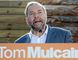 NDP leader Tom Mulcair speaks during a campaign stop in Dundas, Ont., on Aug. 25, 2015. (THE CANADIAN PRESS/Frank Gunn)
