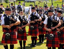 The Edmonton Youth Pipe Band