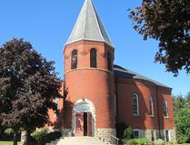 The Mary Webb Centre was originally a church built in 1918. (Don Robinet/ Postmedia Network)