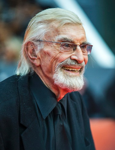 Martin Landau during the red carpet for the movie Remember  at Roy Thomson Hall at the Toronto International Film Festival in Toronto, Ont.  on Saturday September 12, 2015. Ernest Doroszuk/Toronto Sun/Postmedia Network