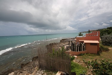 Jake's is a fun, low-key spot on the south coast of Jamaica. (JIM BYERS)