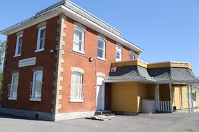 Jason Miller/The Intelligencer  City staff say community halls like the Foster Ward Community Centre pictured here could soon be deemed surplus and sold if council decides to do so.