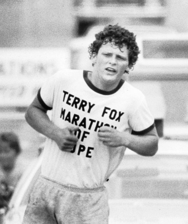 Terry Fox (File photo)