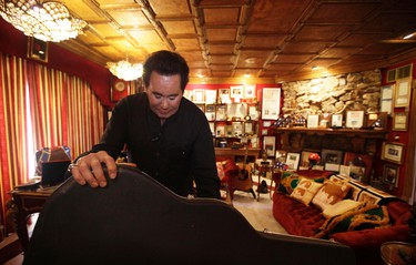 Casa de Shenandoah, Las Vegas: Wayne Newton's Las Vegas estate -- filled with luxurious gilded furniture, cars, a jet and a capuchin monkey -- has opened as a museum, with tour prices starting at $35. Fans start at the visitor's centre and then shuttle into the compound to see the iconic entertainer's memorabilia. (AP Photo/Julie Jacobson, File)