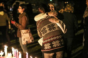 Sheri Monk searches for the words to make sense of the senseless tragedies that occurred in southern Alberta last week. File photo.