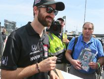 James Hinchcliffe FILES Sept. 29/15