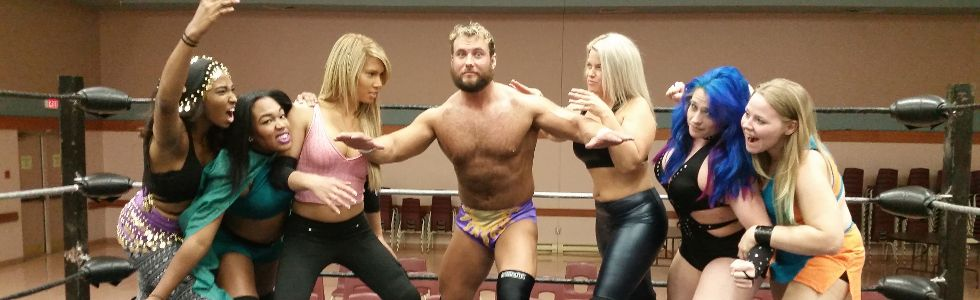Danny Warren, owner of Canadian Wrestling's Elite, is bringing the Girls, Girls, Girl's Tour through parts of Saskatchewan and Manitoba. It stops in Winnipeg on Friday night at the Holy Cross Gymnasium Hall.