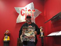 Pete the Rocker, who hosts The Shoebox Wednesday nights on CJSR
