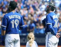 The Toronto Blue Jays released a one-minute video to rally their fans. (Toronto Blue Jays)