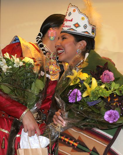 Calgary Stampede Indian Princess Crowned Calgary News