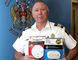 Paul Patry, assistant chief, fire prevention, holds a smoke detectors and a carbon monoxide detecter at Kingston Fire & Rescue Emergency Communications Centre on Monday. (Ian MacAlpine/The Whig-Standard)