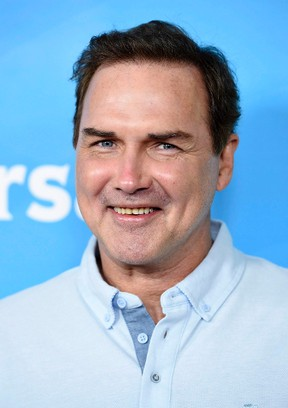 Norm MacDonald arrives at the NBC Universal Summer Press Day at The Langham Huntington Hotel on April 2, 2015, in Pasadena, Calif. (Chris Pizzello, THE CANADIAN PRESS/AP)