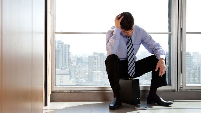 Often unrecognized, workplace depression cuts into productivity.(Supplied)