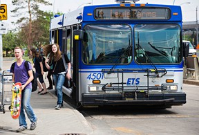 Lorne Gunter say the Bus Rapit Transit plan would result in more congestion in Edmonton, not less. (Edmonton Sun file)