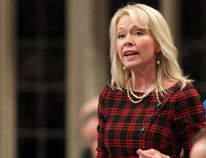 Incumbent Member of Parliament and Minister for Social Development Candice Bergen is putting on a Town Hall meeting in Carman October 15. (FILE/CARMAN VALLEY LEADER)