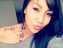 Christa Cachene, 26, has been identified as the woman who was found dead in a home on Randlands Bay in Calgary on Sunday, Oct. 11, 2015. (Facebook photo)