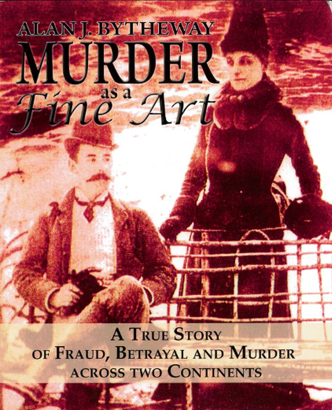 A new book, published by British author Alan Bytheway, details the 1890 Blenheim Swamp murder that captivated Oxford County and brought a number of international media outlets to cover the case in Woodstock.