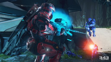 """""""Halo 5: Guardians."""" (Supplied)"""