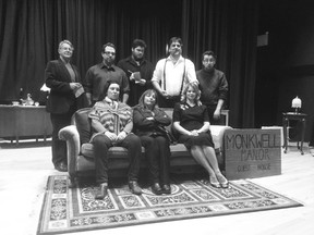 Rehearsals are in full swing for The Mousetrap by Agatha Christie presented by the River Valley Players which is being performed at the Eleanor Pickup Arts Centre on Nov. 13, 14, 20 and 21. Tickets are now on sale at Value Drug Mart or at www.ticketpro.ca.