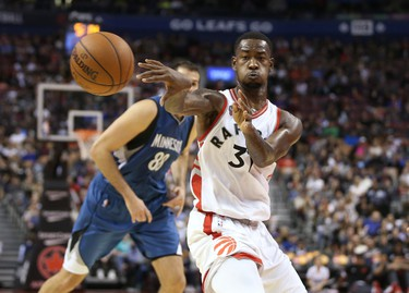 TERRENCE ROSS Skinny: Coming off worst NBA campaign, Ross had off-season ankle surgery and re-emerged as a defensive menace in the pre-season. His usually reliable outside shot went missing, though. Expected to be key reserve instead of prior role of starter. Can improve: Consistency effort-wise, mid-range game. Contract status: $3.55 million, then due a $4.79 million qualifying offer, unless both sides can agree to an extension before Halloween.