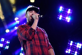 Sam Hunt hit it big with House Party. (Postmedia Network)