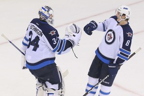 Life's been good for the Jets on the road this season. They did well last year and have six of a possible eight points this year.